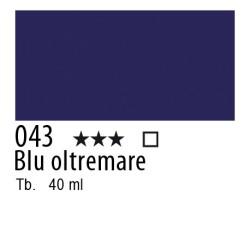043 - Lefranc Olio Fine Blu oltremare