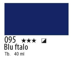 095 - Lefranc Olio Fine Blu ftalo
