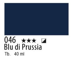 046 - Lefranc Olio Fine Blu di prussia