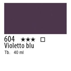 604 - Lefranc Olio Fine Violetto blu