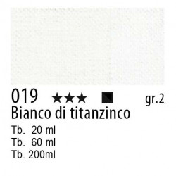 Maimeri Olio Classico Bianco di titanzinco