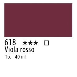 618 - Lefranc Olio Fine Viola rosso