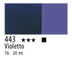 443 - Maimeri Tempera Fine Violetto