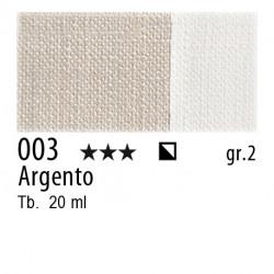 003 - Maimeri Gouache Argento