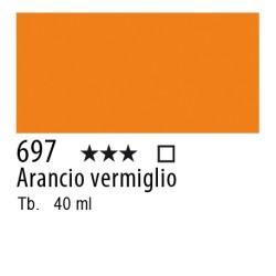 697 - Lefranc Olio Fine Arancio vermiglio