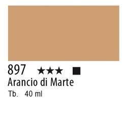 897 - Lefranc Olio Fine Arancio di marte