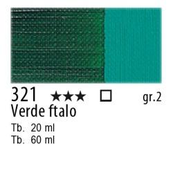 321 - Maimeri Olio Classico Verde ftalo