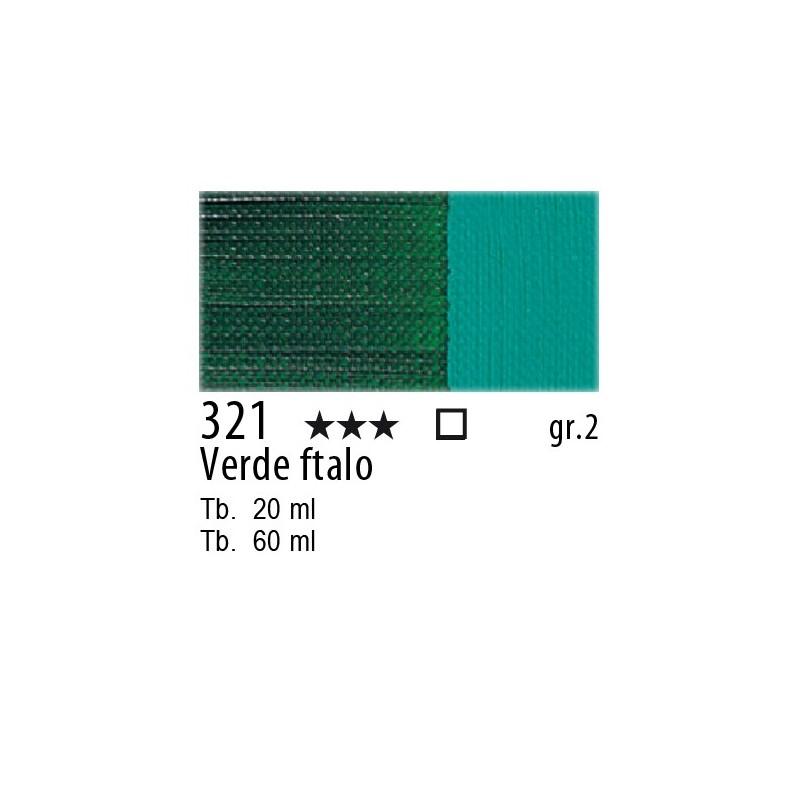 Maimeri Olio Classico Verde ftalo