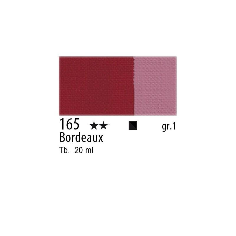 165 - Maimeri Gouache Bordeaux