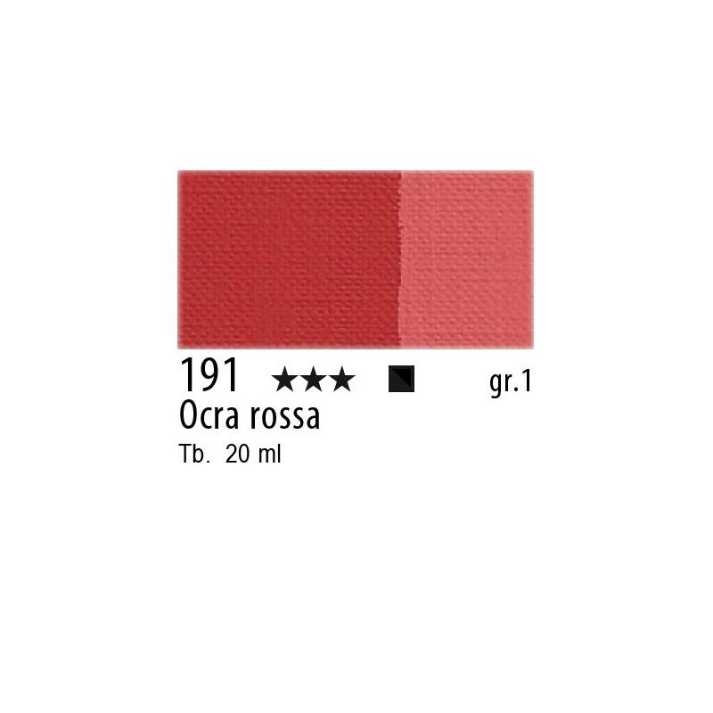 191 - Maimeri Gouache Ocra rossa