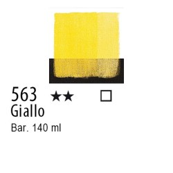 563 - Maimeri Polycolor Reflect Giallo