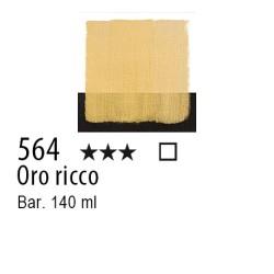 564 - Maimeri Polycolor Reflect Oro ricco