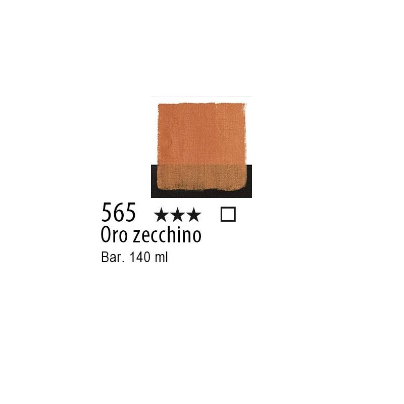 565 - Maimeri Polycolor Reflect Oro zecchino