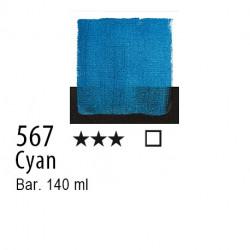 567 - Maimeri Polycolor Reflect Ciano