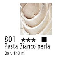 801 - Maimeri Polycolor Body pasta Bianco Perla