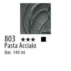 803 - Maimeri Polycolor Body pasta Acciaio