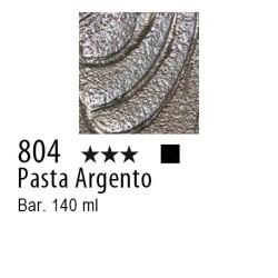 804 - Maimeri Polycolor Body pasta Argento
