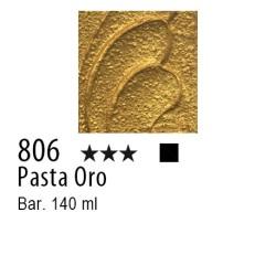 806 - Maimeri Polycolor Body pasta Oro