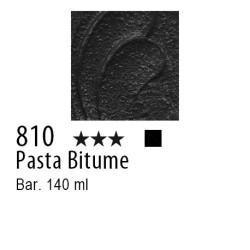 810 - Maimeri Polycolor Body pasta Bitume