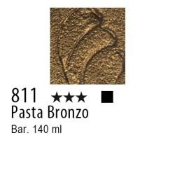 811 - Maimeri Polycolor Body pasta Bronzo