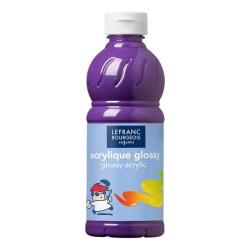 Lefranc Glossy acrilico lucido Violetto