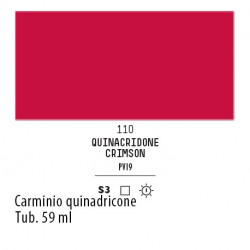 110 - Liquitex Heavy Body Carminio quinacridone