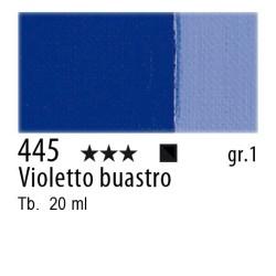 445 - Maimeri Gouache Violetto bluastro