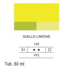 169 - Lefranc acrilico fine giallo limone