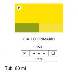 153 - Lefranc acrilico fine giallo primario