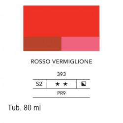 393 - Lefranc acrilico fine rosso vermiglione