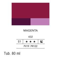 432 - Lefranc acrilico fine magenta