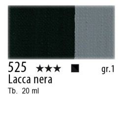 525 - Maimeri Gouache Lacca nera