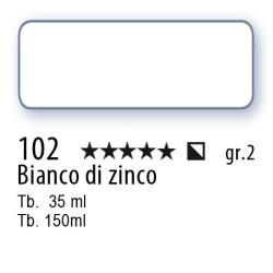 102 - Mussini bianco di zinco