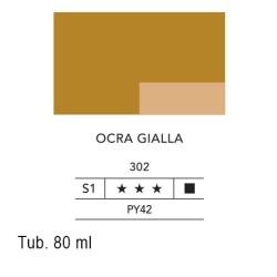302 - Lefranc acrilico fine ocra gialla