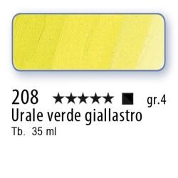 208 - Mussini urale verde giallastro