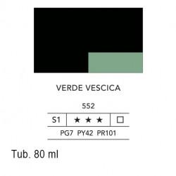 552 - Lefranc acrilico fine verde vescica