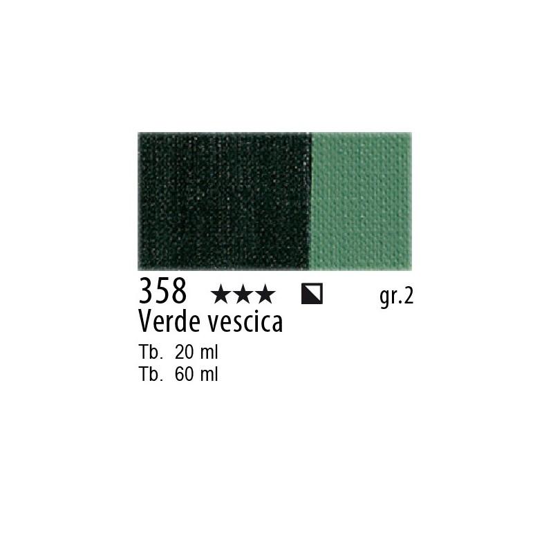 358 - Maimeri Olio Classico Verde vescica
