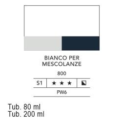 800 - Lefranc acrilico fine bianco per mescolanze