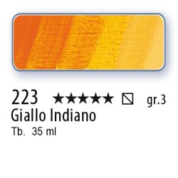 223 - Mussini giallo indiano