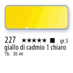 227 - Mussini giallo di cadmio 1 chiaro