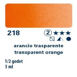 218 - Schmincke acquerello Horadam arancio trasparente