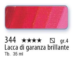 344 - Mussini lacca di garanza brillante