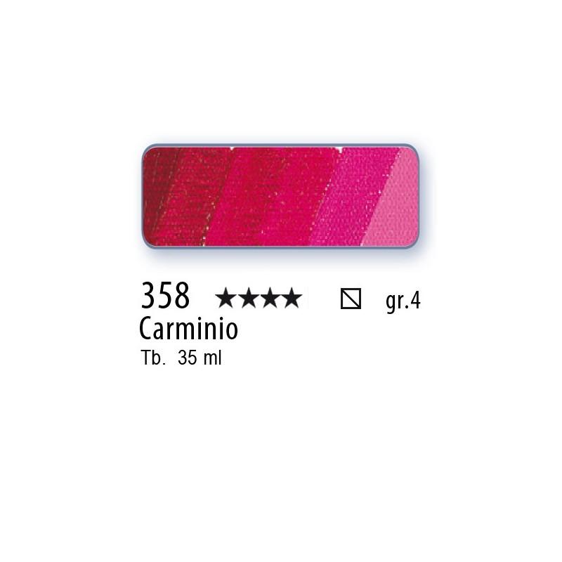 358 - Mussini carminio