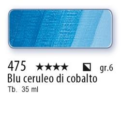 475 - Mussini blu ceruleo di cobalto
