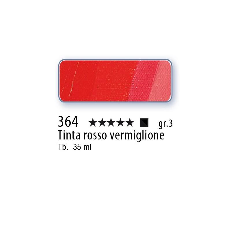 364 - Mussini tinta rosso vermiglione