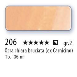 206 - Mussini ocra chiara bruciata (carnicino)