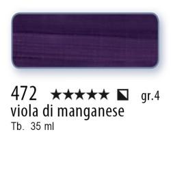 472 - Mussini viola di manganese