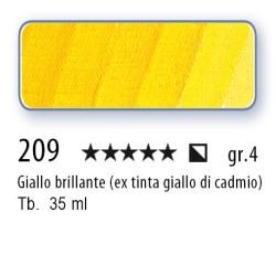 209 - Mussini giallo brillante