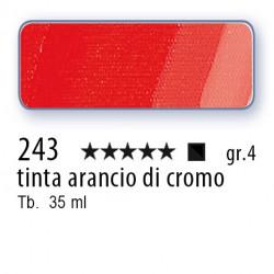 243 - Mussini tinta arancio di cromo