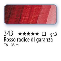 343 - Mussini rosso radice di garanza